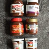 The Taste Test: Hazelnut Chocolate Spread