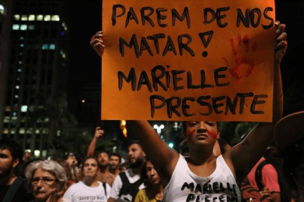 Marielle Franco: Nota de Solidariedade, Repúdio e Luta Foto:Rachel Daniel / Mídia NINJA