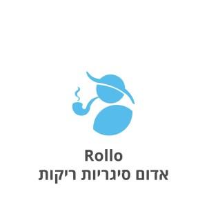 Rollo אדום סיגריות ריקות
