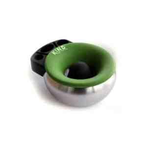 KIND Ash Cache Green קיינד מאפרה לפייפים ירוקה