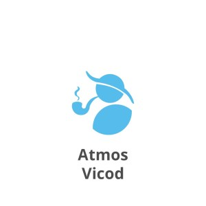 וופורייזר Atmos Vicod אטמוס ווייקוד