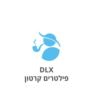DLX פילטרים קרטון