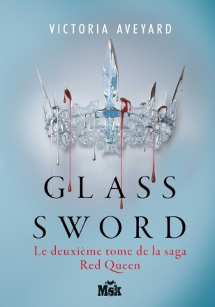 Red queen t2 : Glass Sword