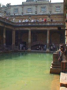 Open Air Bathing