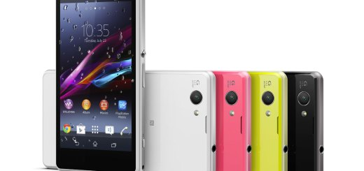 Sony Xperia Z1 im Vergleich