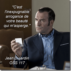 Jean dujardin seduction