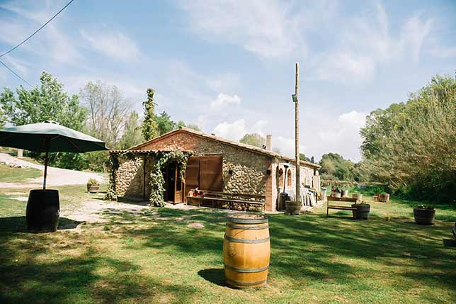 Wineries and unique venues in Catalonia for team building activities