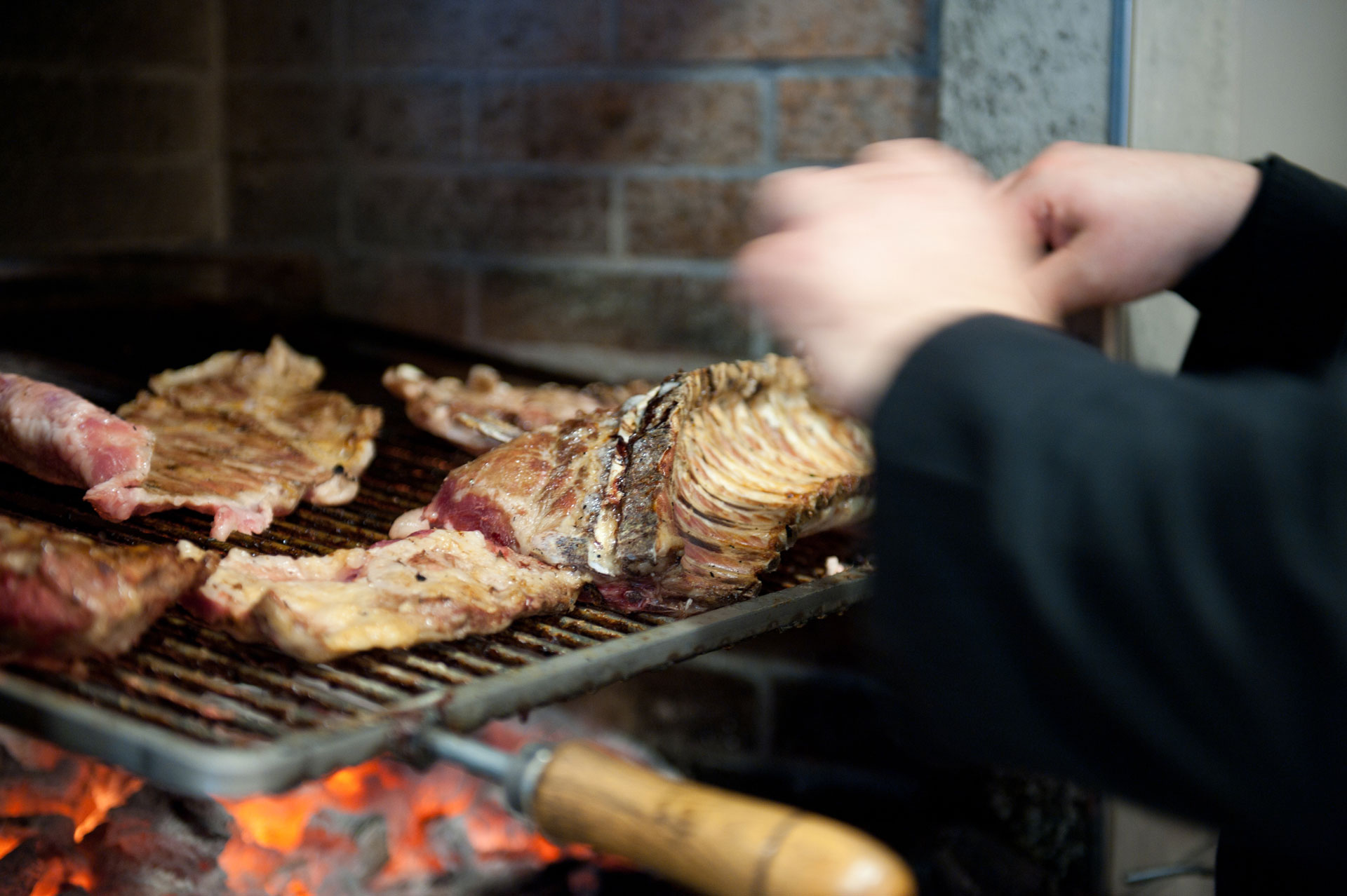 grilled meats in catalonia