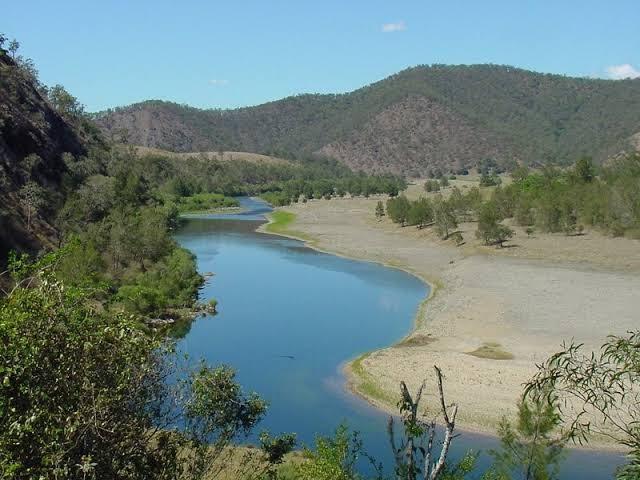 Wunduaym Gunguu Barrungin - Big River Dreaming - Macleay River NSW Water Is Theme of Creation