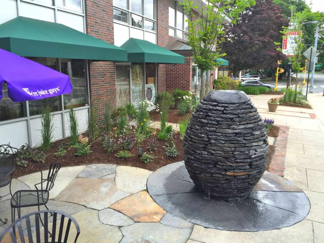 Coopers Corner Northampton Landscape Design and Stonework