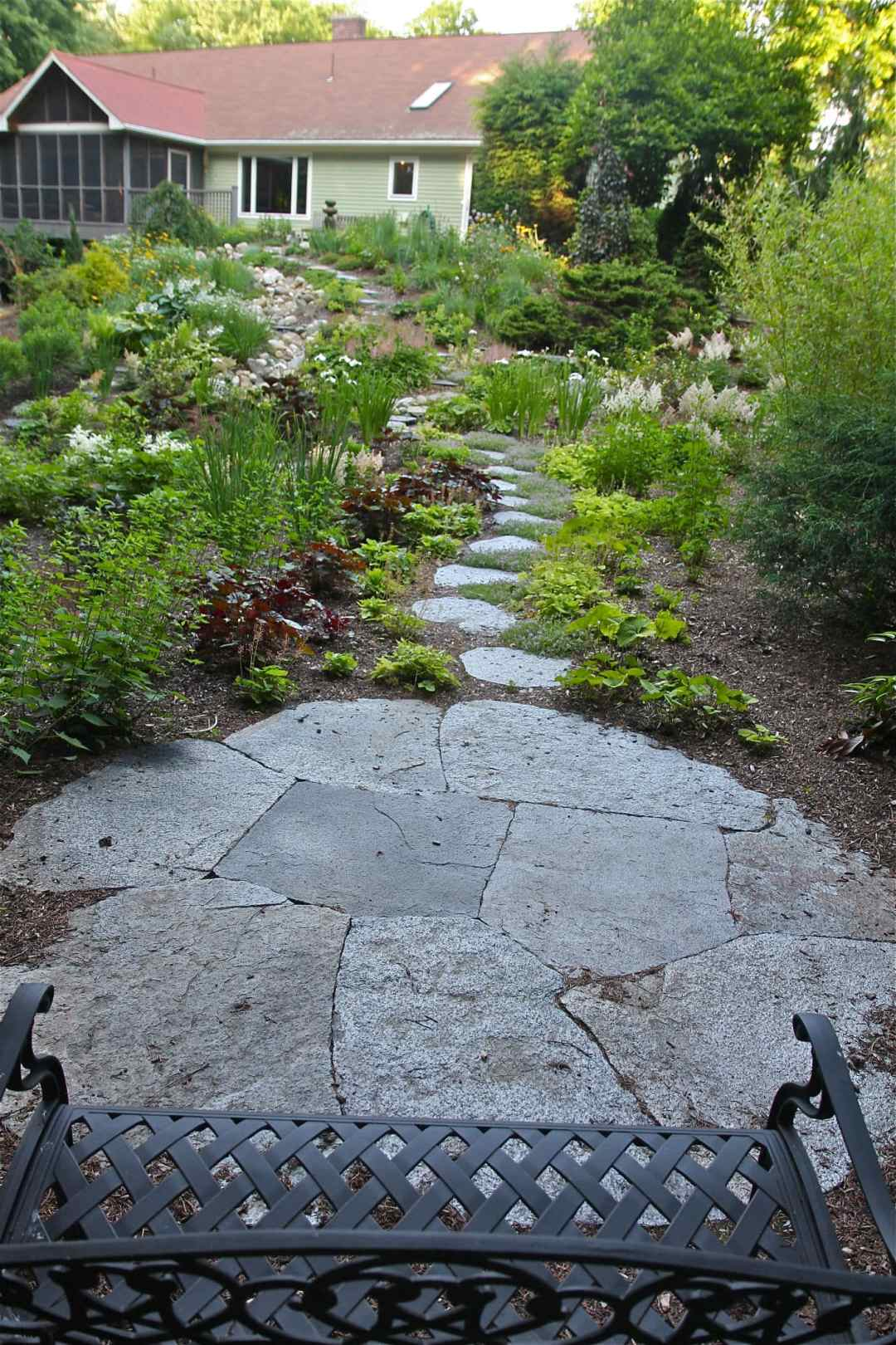 Landscape Design and Stonework in Western MA - Goshen Stone