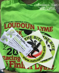 Loudoun Lyme Racing to Finish Lyme