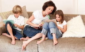 Chronically Ill Homeschooling Part 1 – When Mom's Sick