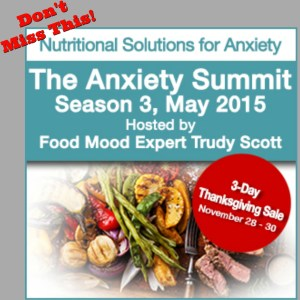 The Anxiety Summit Cyber Monday Special