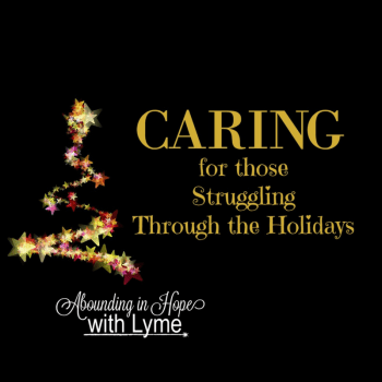 Caring for Those Struggling Through The Holidays
