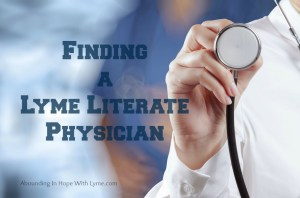 Looking For A Lyme Doctor – This May Help