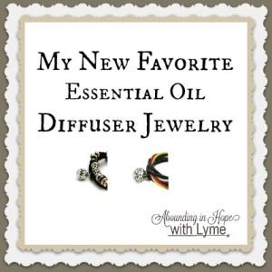 Favorite Diffuser Jewelry