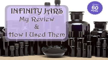 My Review on Infinity Jars and How I Used Them