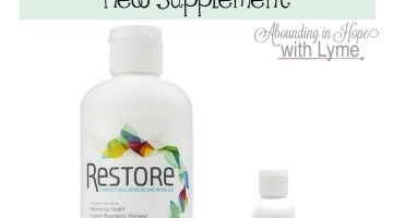 RESTORE – Possibly My New Favorite Supplement