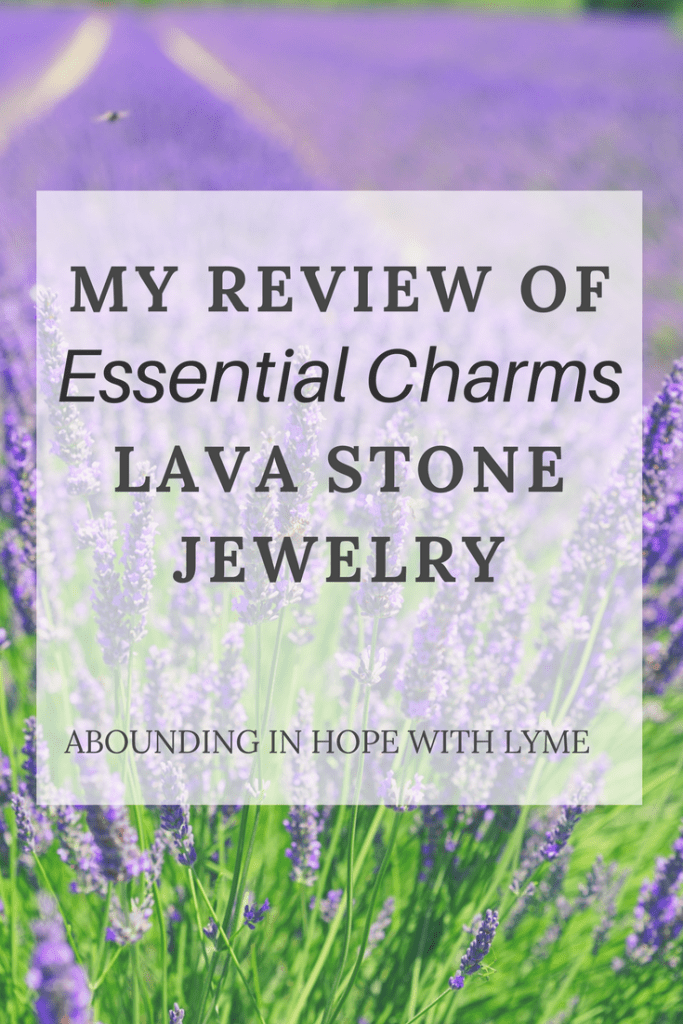 Lavender fields Review of Essential Oils Lava Stone Jewelry