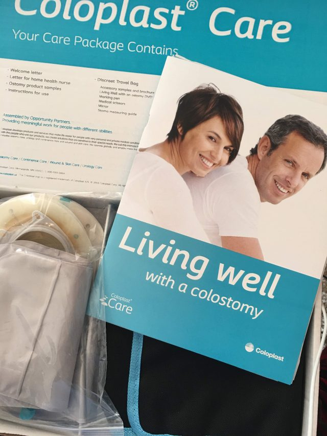 Living Well with a Colostomy