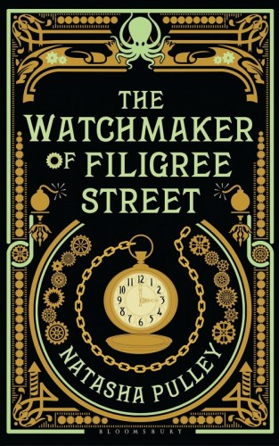 The Watchermaker of Filigree Street