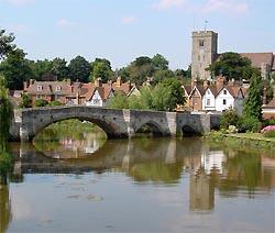 Kentish village