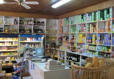 Tradisional grosir toko Perancis
