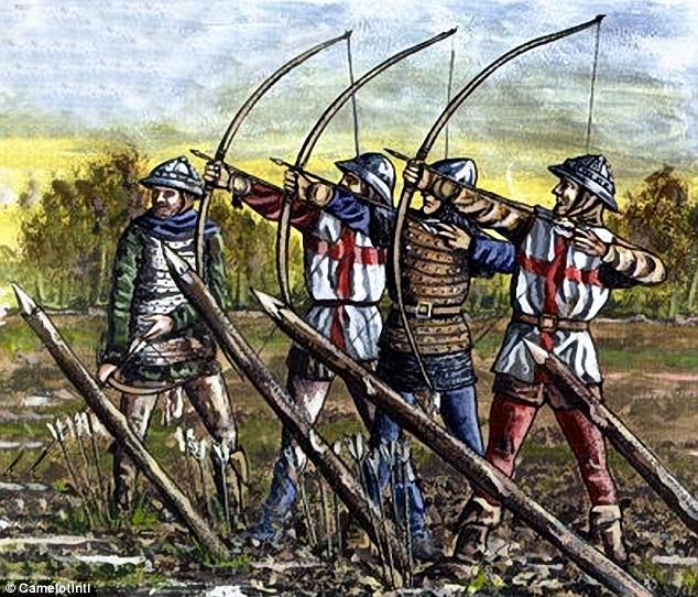 medieval Longbow