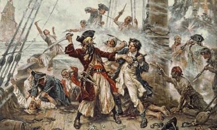 The Life of Blackbeard – Edward Teach