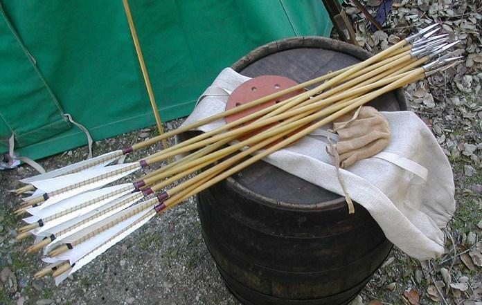 arrows for a battle