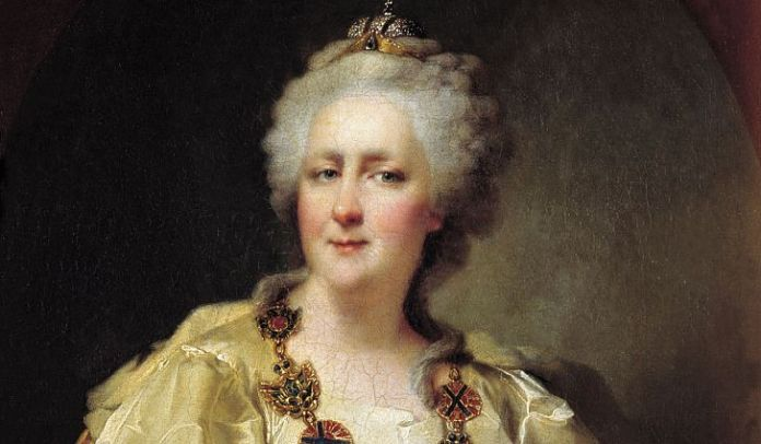 Catherine The Great - The First Woman to be Called