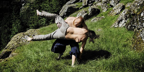 Glima The Nordic Martial Art Practiced by the Vikings