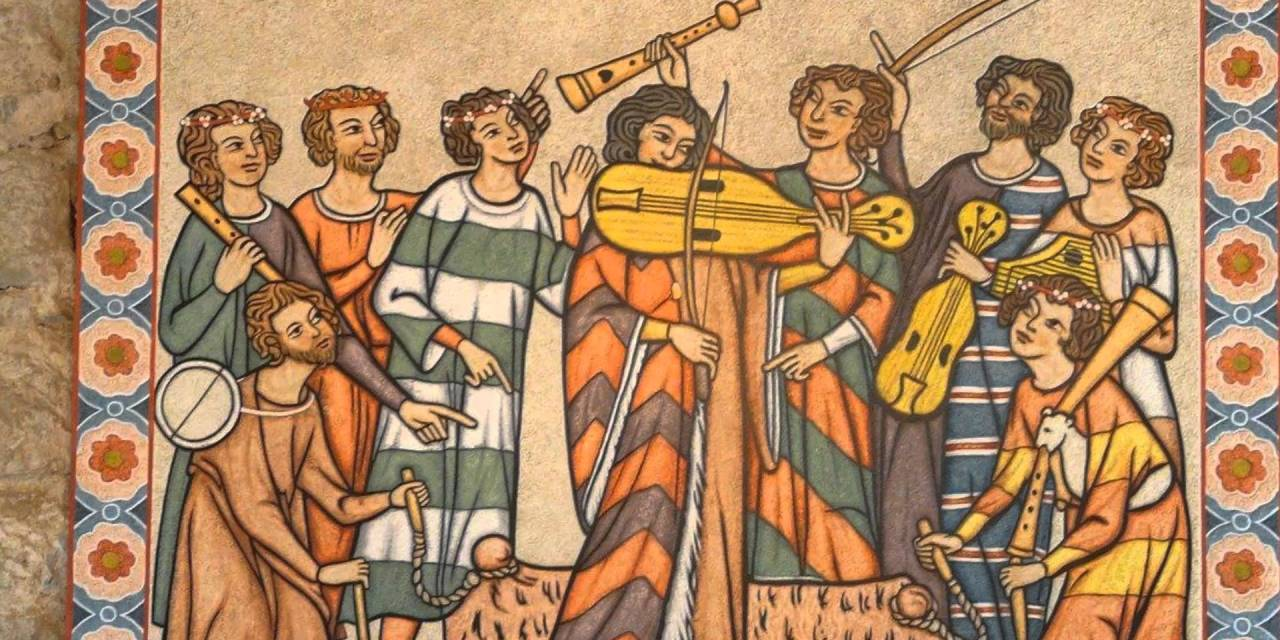 How Were Instruments Made in Medieval Times?