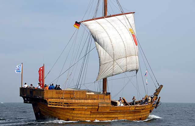 The Medieval Cog Ship and Its Use in History