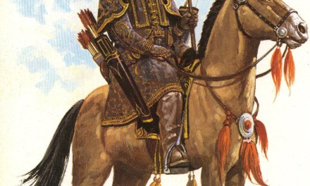How A Poor Mongolian Soldier Became A General After Almost Killing Genghis Khan With An Arrow