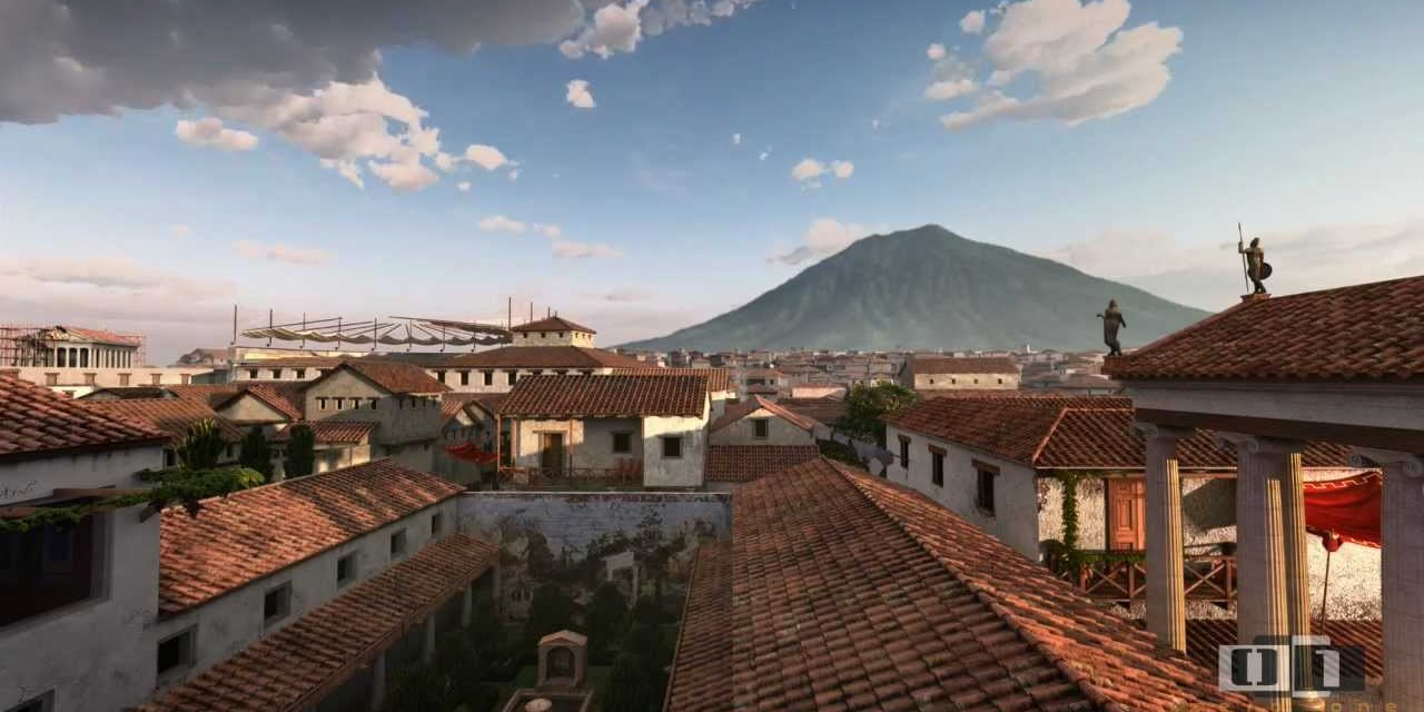 A Bone Chilling Animation Of The Final Day Of Pompeii