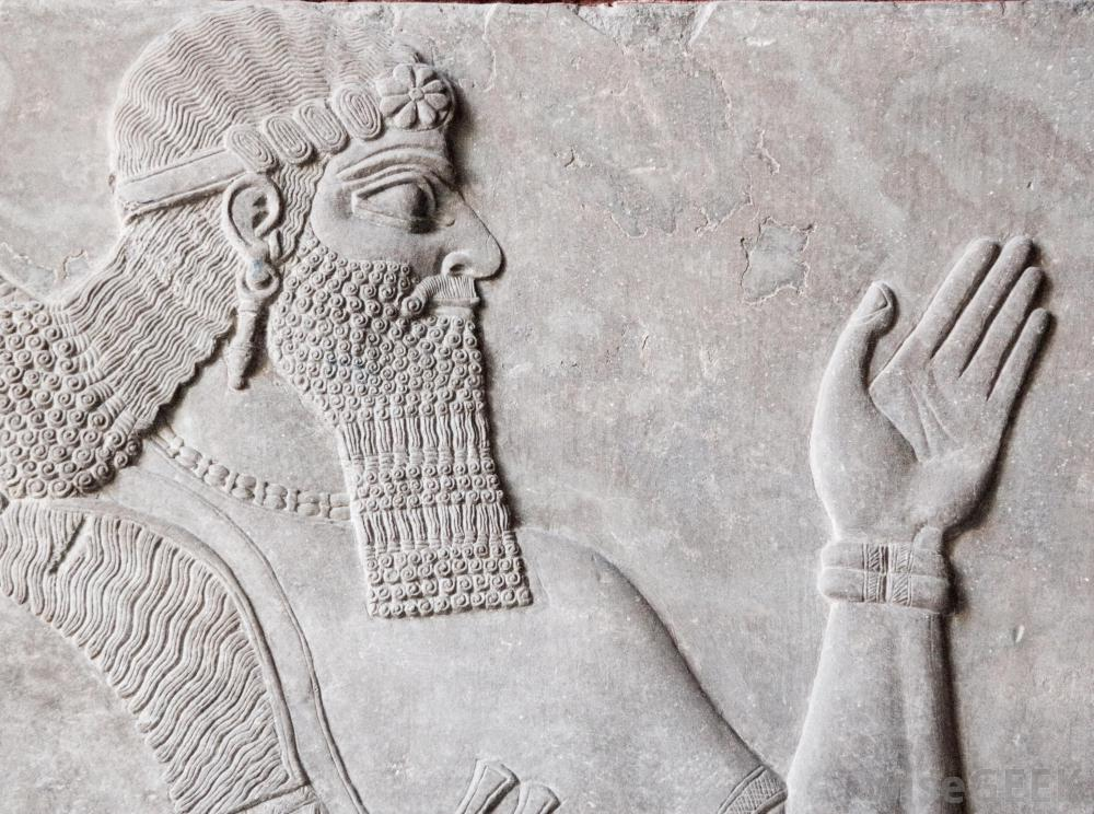 Godlike Hammurabi, the giver of Law, lord of Babylon and all of Mesopotamia