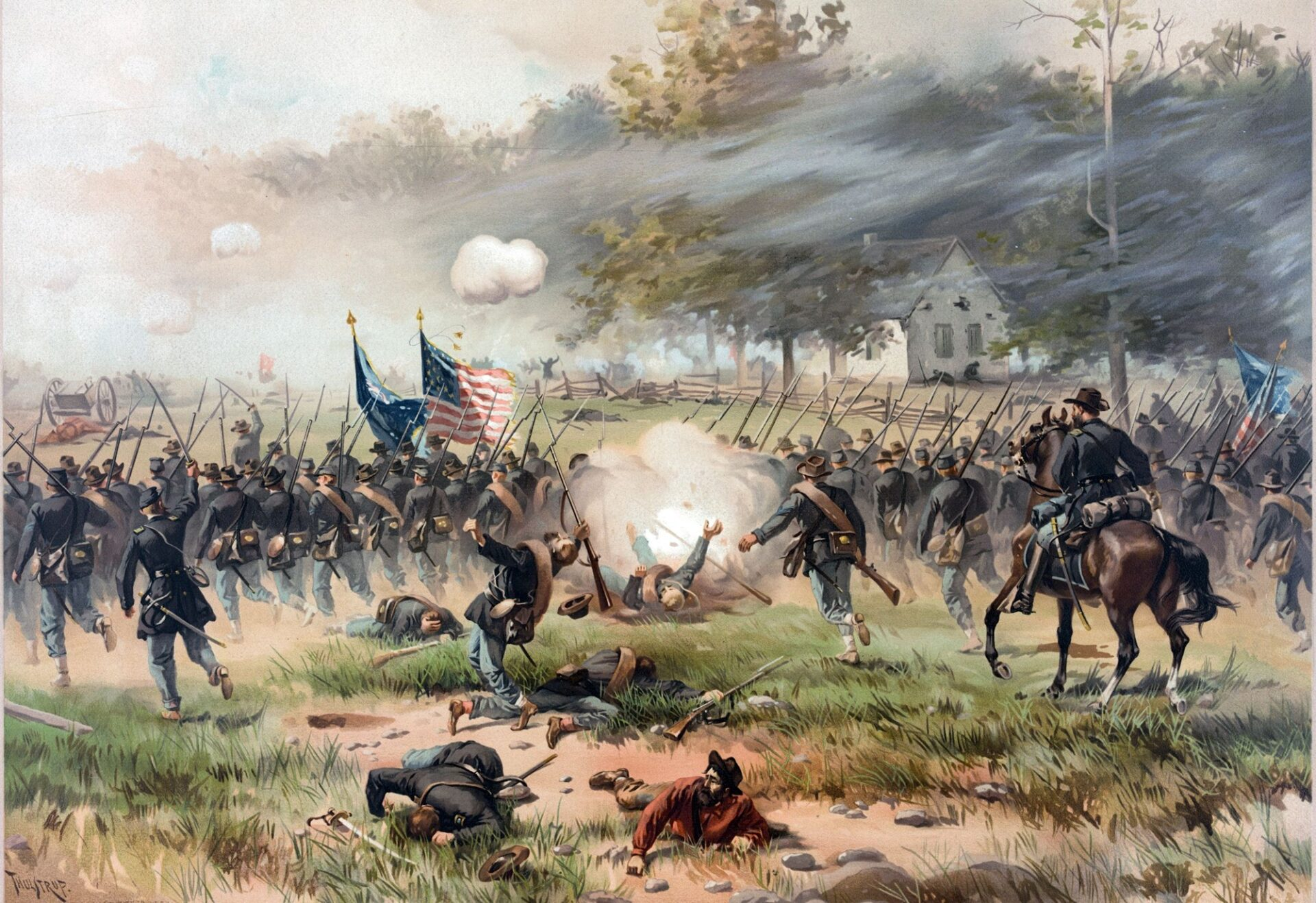 Reasons for the American Civil War In Short