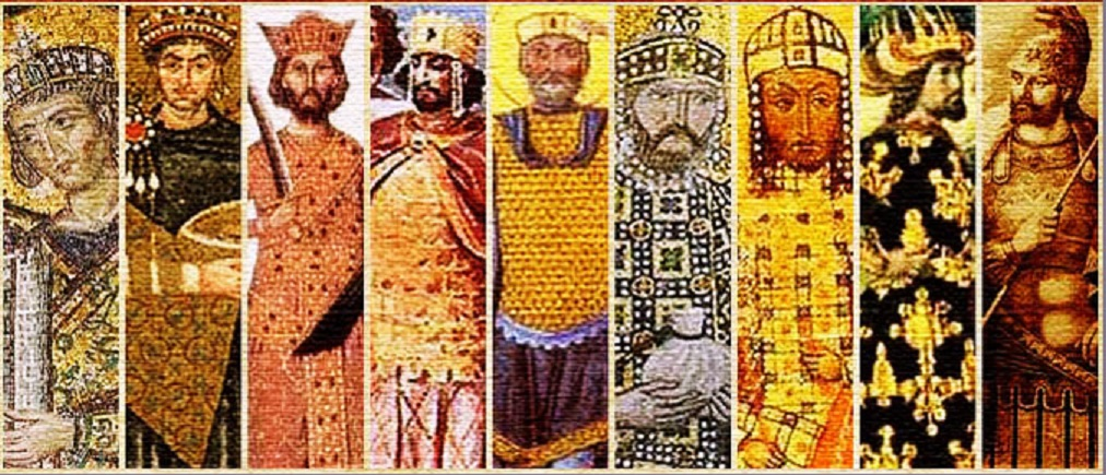 The Tragic Deaths of the Byzantine Emperors – Part 1