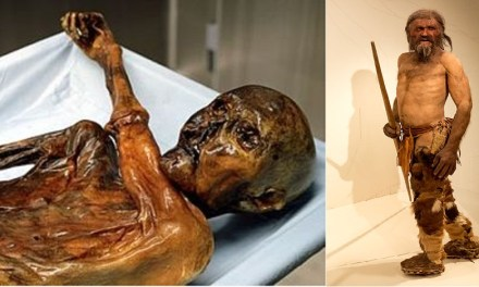 The Mystery of the Famous Ancient Iceman Ötzi