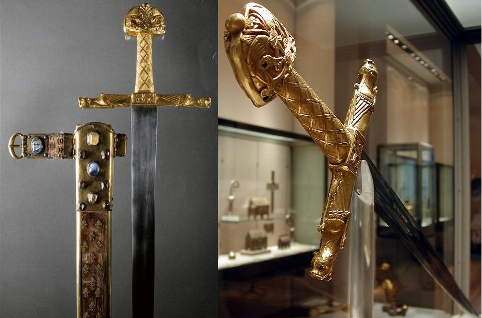 10 Legendary Historical Swords That Actually Exist