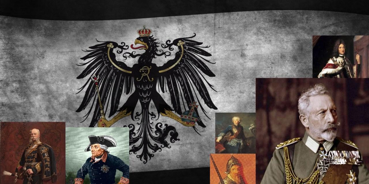 Hohenzollern Dynasty in Brandenburg and Prussia
