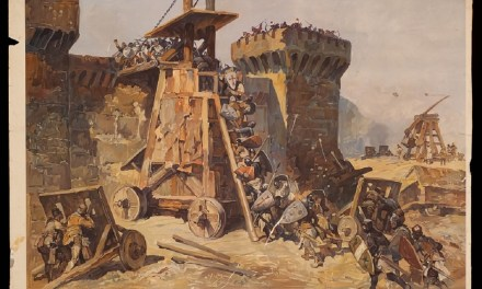The First Crusade part III: From Constantinople to Antioch