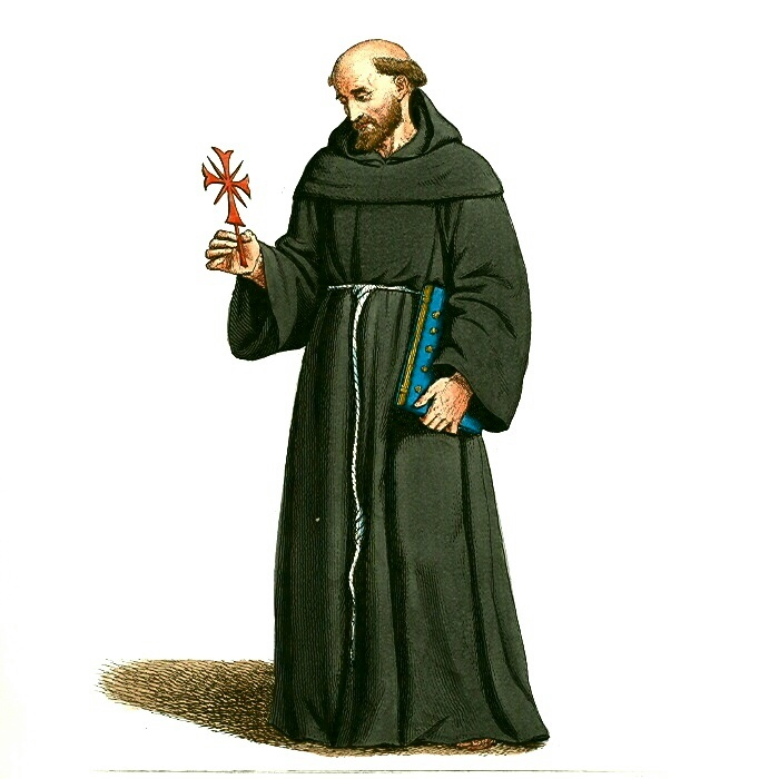 Medieval Clergy Clothing Priests and Their Role...