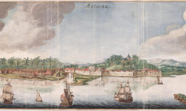 Portuguese and Dutch colonization of Malacca