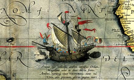 The Journey of The Portuguese Explorer Ferdinand Magellan Around the World