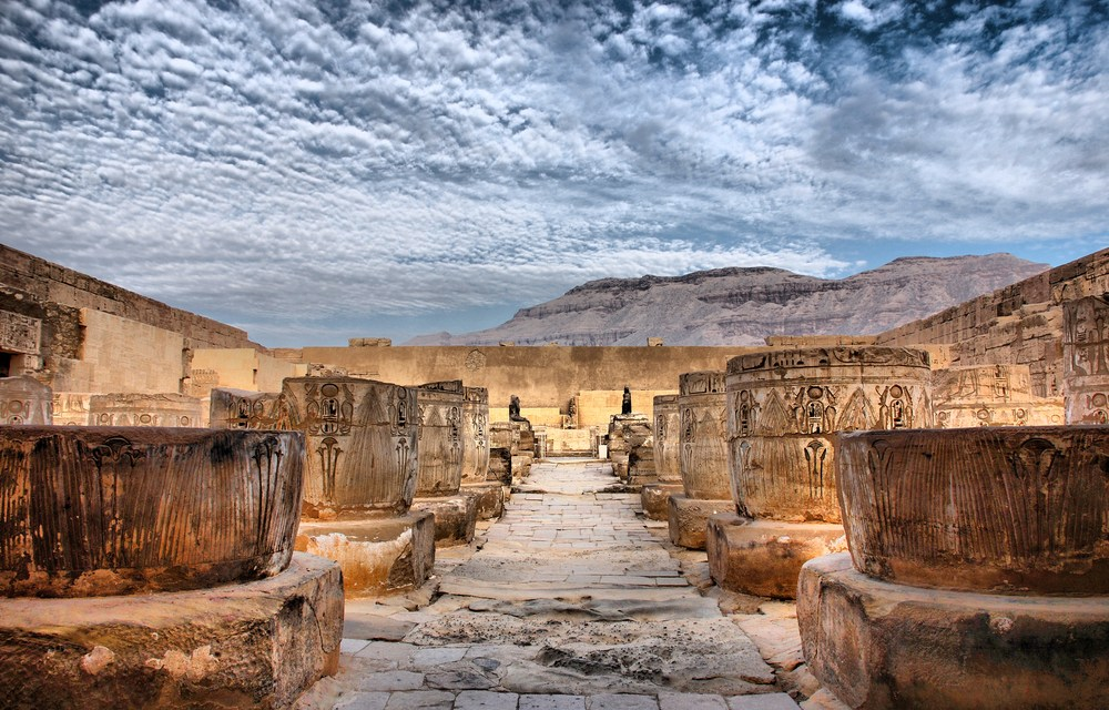 The History of the City with Hundred Gates – Thebes, Egypt