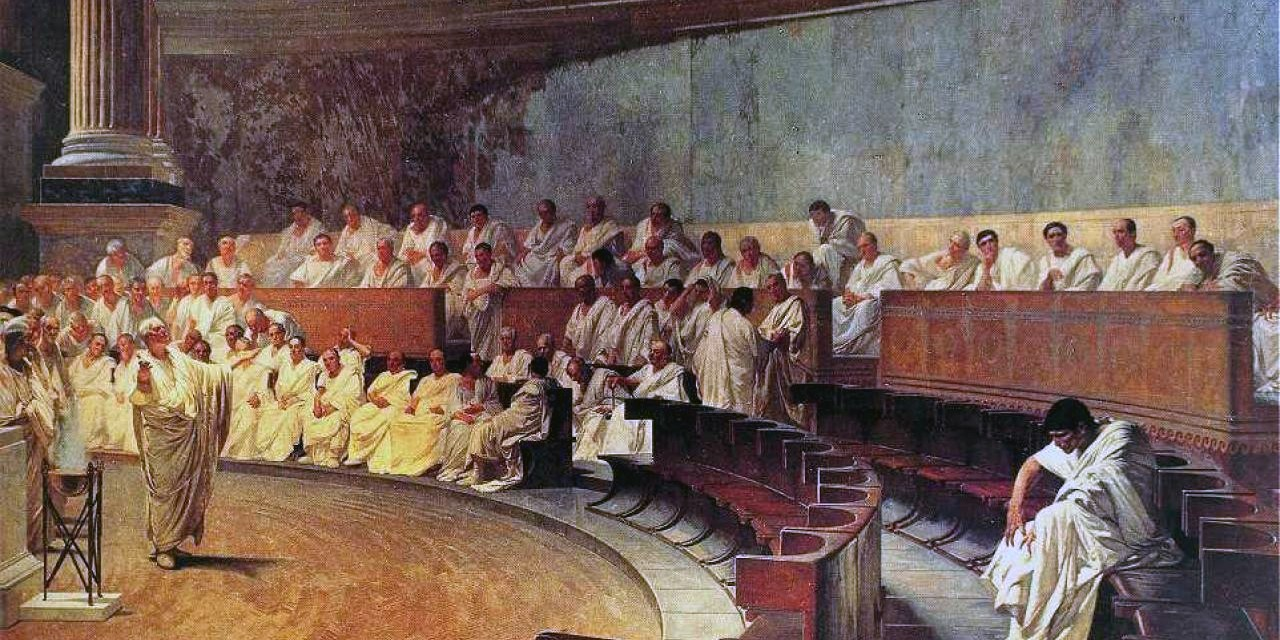 The Story of Cicero (106–43 b.c.e.) – Great Orator and Statesman