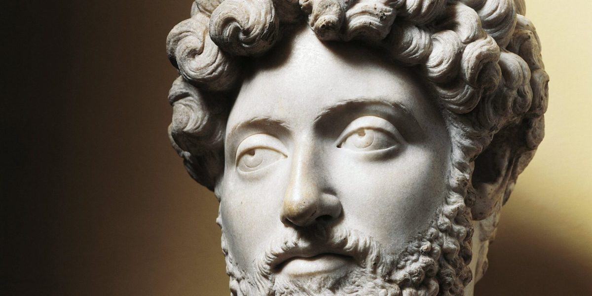 Marcus Aurelius (121–180 c.e.) Roman emperor - The Last Good Emperor of Rome